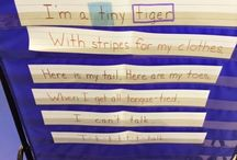 Kindergarten Letter Study