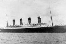 History - Titanic / by Deni Rosenberry
