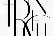 TYPOGRAPHY - INSPIRATION