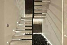 ARQ. Interiores / Escaleras