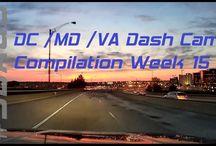 Dash Cam Videos / Dash Cam Videos of Washington DC by SprinterBoyAus #SBAus
