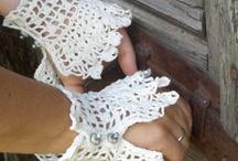 Crafts: crochet  / uncinetto  - horgolt