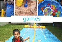 Miracle Camp - Generic Games & Crafts / by Cat Outzen
