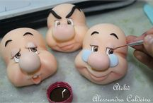 Cake toppers / by Amethyst Doll