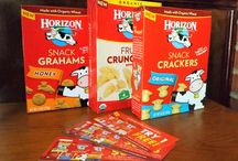 Back to School with Horizon Snacks / Delicious snacks from the Horizon brand #GotItFree #HorizonSnacks