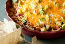 Taco dip/salad