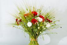 bouquets et fleurs