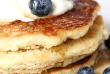 Fat free recipe with pancakes