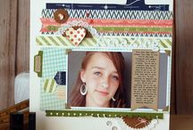 Scrapbooking - 1 photo / by Suzanne Hudon