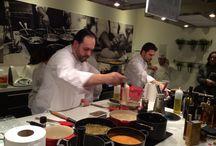 III Encuentro Gastronómico Atlas Gourmet / Show cooking con algunos de los mejores chefs. ¡Un lujazo!