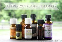 Essential oils / by Wendy Huskey