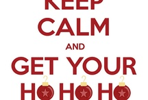Christmas keep calm