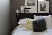 Modern wall - frame shelf