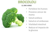 Health and beauty / How broccoli and other vegetables affect you