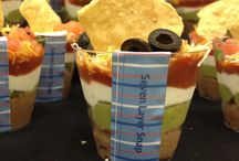 Party food / by Julie Vasher