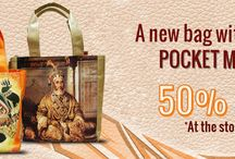 SALE 2013 / See all the cool goodies up for grabs at The Great Bombay Store Sale, upto 50% Off!!!