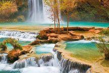 Waterfalls***