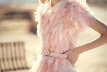 Feather dresses grad ideas