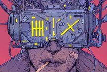 cyberpunk references
