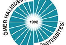 Ömer Halisdemir Üniversitesi / Ömer Halisdemir Üniversitesi'ne En Yakın Öğrenci Yurtlarını Görmek İçin Takip Et