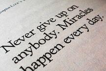 Inspirational Quotes / by Anna Seixas
