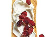 Easy Snack Ideas / Smart snack ideas that take 15 minutes or less. / by Real Simple