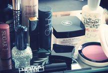 Cosmetics / by Marissa