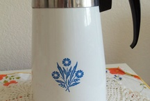 Corningware / by TurquoiseDreaming@Etsy.com Sheree Brown