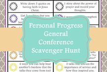 Personal Progress for Sarah / by Tracy Gamblin