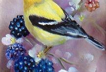 Птички Paulie Rollins