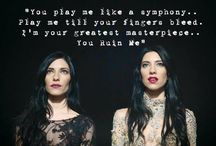The Veronicas / My fave twin singers of all time love The Veronicas