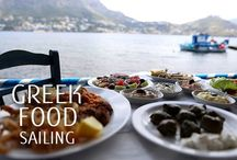 Greek Tranditional Tastes / You will find many different tastes and dishes ar every island and not only! You MUST taste them! The are all really unique!
