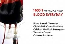 How to find blood donors?