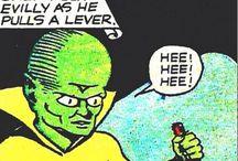 weird comics