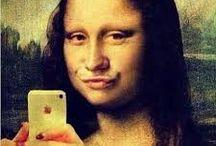 Mona, baby! / by Michael Mallinger