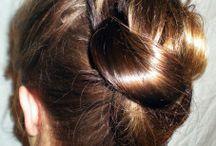 Hairstyles / by Amanda Lynn