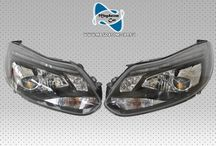 2x Neu Original Scheinwerfer Bixenon Xenon Headlights Led Ford Focus ST Mk3 BLACK