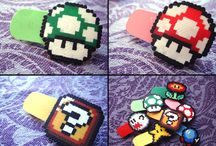 Mario Bros / by Created From the Art
