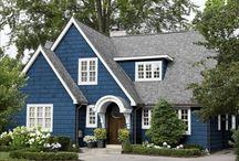 houten huizen favorieten