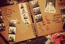 Guest Book & Guest entertainment / The amazing bygone photo booth