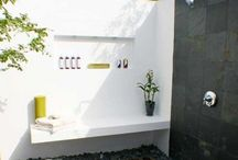 Outdoor showers / Ideas for home