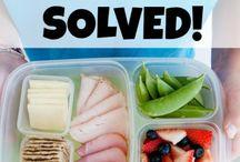 Healthy kids / Healthy snacks/ lunch box ideas