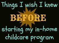 Family childcare center plan tips