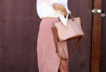 Career Woman / Office Wear / A power woman needs a power wardrobe.