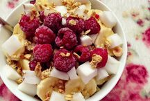 healthy food breakfast
