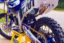 Dirt bikes