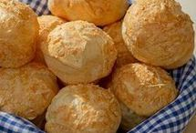 pão de queijo da lucilia