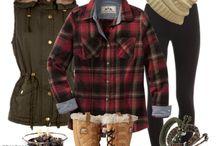Winter camping wardrobe