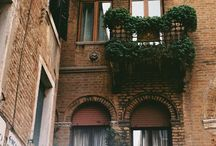 Architecture / Beautiful buildings & places where I wish to be