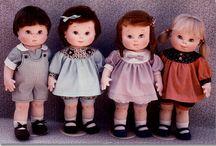 Be creative...dolls / by Carolynne Mason